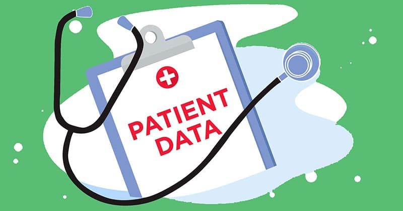 Clinical patient data
