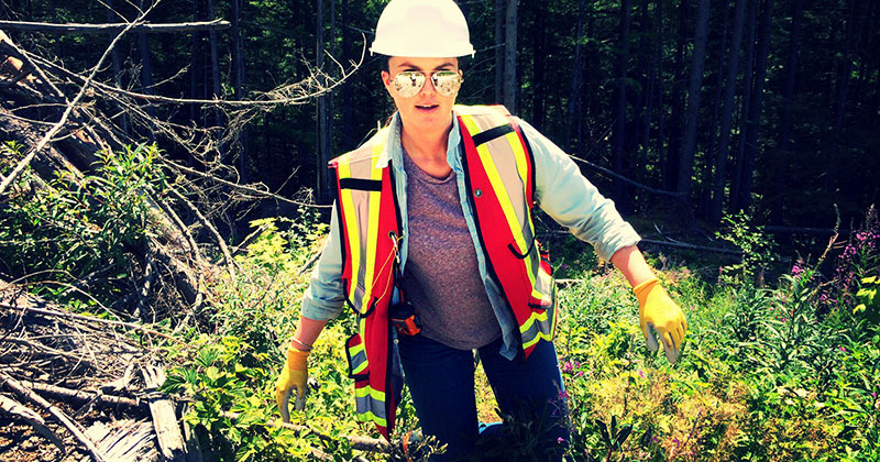 Forestry scientist